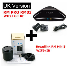 Broadlink RM Pro RM03 Mini3,Smart home Automation WIFI+IR+RF Universal remote controller Intelligent for ios ipad Androi