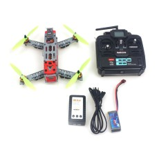 KINGKONG FPV 260 Across Frame Including LED Tail Light with QQ Flight Controller and Motor ESC TX&RX Charger RTF Drone