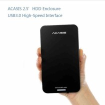 Acasis FA-06US USB 3.0 to 2.5'' SATA Hard Drives SSD External Enclosure Storage Case for Laptop PC support 1TB HDD