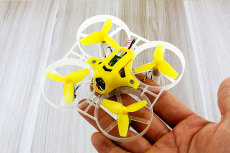 Kingkong Tiny7 PNP Advanced Cambo Racing Drone Quadcopter with DSM2/ FRSKY AC800 / FLYSKY PPM / FUTABA FASST FM800 Recei