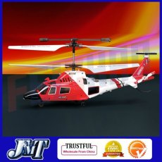3CH 3.5CH Syma S111G Coast Guard MH-68A Infrared I/R RC Remote Control Helicopter RTF Gyro USB LED