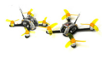 Fly Egg 100/130 PNP FPV Racing Mini Indoor Brushless Drone Quadcopter with DSM2/XM/FS-RX2A/FM800 RX Receiver
