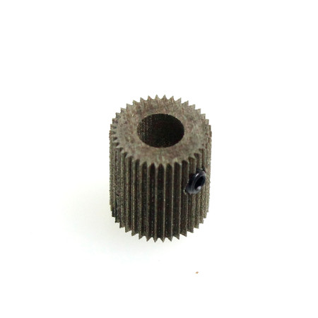 F11934 1 Piece 3D Printer Makerbot Extruded Wheel Wire Feed Wheel Roller Gear Inside Diameter 5mm 38 Teeth
