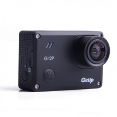 Original GitUp Git 2P Wireless WiFi 2160P 90° Panasonic Sensor Sports Camera FOV - Standard Edition