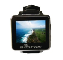 BOSCAM BOS200RC FPV Watch 200RC 5.8GHz 32CH HD 960*240 2 TFT Monitor Wireless Receiver for DIY RC Camera Heli Quadcopte