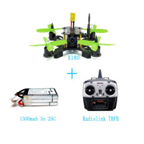 JMT X180 RTF Assembled DIY Quadcopter Full Drone Kit with Hobbywing ESC FPV OSD HDCAM Radiolink T8FB RX TX DIY RC Racer