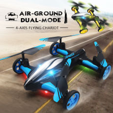 JJRC H23W Air Ground Flying Car 0.3MP Wifi FPV Camera 3D RC Drone Quadcopter