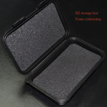KZ Earphone Storage Box dustproof Earphone Bag Box Earphone Portable Bag