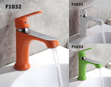 Frap Innovative Fashion Style Home Multi-color Bath Basin Faucet Cold and Hot Water Taps Lift Type Wash Basin Faucets F1031-A