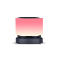 OVEVO Z1 Bluetooth Speaker Wireless Mini Portable Outdoor Led Colorful Subwoofer