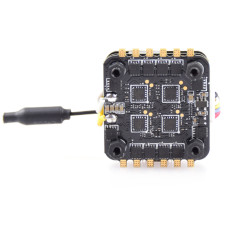 FSD-20 F3V1.0 Mini Tower Racing F3 Flight Controller ESC with 40CH VTX OSD 25mw/200mw Switchable for FPV DIY RC Racer Drone