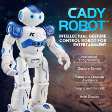 JJRC R2 RC Robot Gesture Sensor Dancing Intelligent Program CADY WIDA Toy