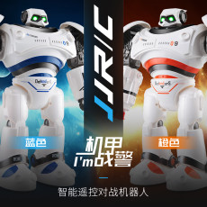 JJRC R1 Intelligent Programmable Walking Dancing Combat Defender RC Robot
