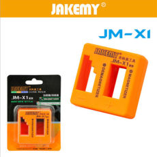 JAKEMY X1 Magnetizer Demagnetizer Tool Screwdriver Magnetic Pick Up Tool Screwdriver