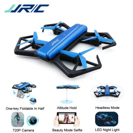 JJRC H43WH H43 Selfie Elfie WIFI FPV With HD Camera Altitude Hold Headless Mode Foldable Arm RC Quadcopter Drone As H37 Mini