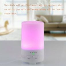 50ml Mini Car Essential Oil Diffuser with Charger USB Air Purifier Humidifier