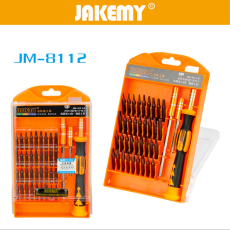 JAKEMY JM-8112 Magnetic Screwdriver Set Mobile Phone Repair Tool Screw Driver Lot For Laptop Smart Cell Phone Tools