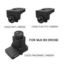 MJX C4020 WiFi Camera C4022 360 degree WiFi Panoramic camera C5820 5.8G FPV camera for Bugs 3 B3 drone