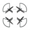 Prop Guard Anti-collision Ring Quick Release Folding Propeller Blade Guard Fit for DJI SPARK RC Drone