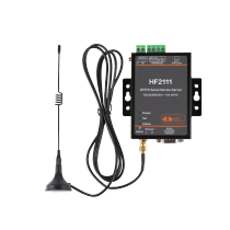 HF-2111 Industrial Auto Data Transmission GPRS RS232/RS485/RS422 to GPRS Converter module