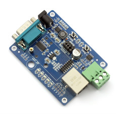 RS232 / RS485 Serial to WIFI to Ethernet Module Evaluation Board WIFI Evaluation Board