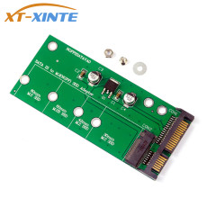 XT-XINTE NGFF ( M2 ) SSD to 2.5  SATA Adapter M.2 NGFF SSD to SATA3 Convert Card