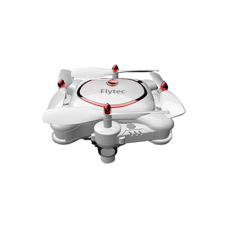 Flytec T16 Optical Positioning Foldable Selfie Pocket Drone APP Control WIFI FPV RC Quadcopter Helicopter