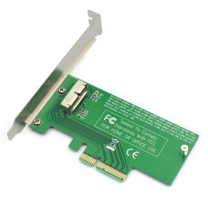 2013-2015 MacBook Air A1465 A1466 Pro A1502 A1398 MD712 SSD to PCI-E 4X Adapter
