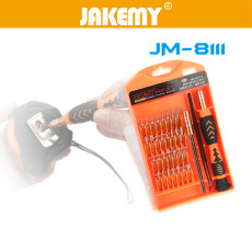 JAKEMY JM-8111 33 in 1 Screwdriver Set Repair Smartphone Computer Hand Tool Set