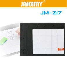 JAKEMY JM-Z17/Z16 ESD Anti-static Heat Insulation Working Mat Maintenance Platform BGA Soldering Repair Station