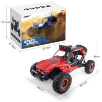 JJRC Q46 1/12 2.4G RC Car 4WD 45km/h High Speed Rock Crawler Buggy Cars RTR Toys