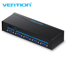 Vention VGA Splitter Adapter 1 in 4 VGA Switcher Converter With Power Supply