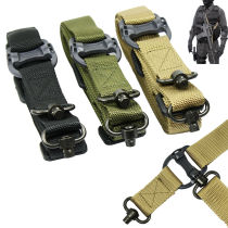 Retro Tactical Quick Detach QD 1 or 2 Point Multi Mission 1.2  Rifle Sling Nylon