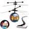 RC Flying Ball Luminous Kid's Flight Balls Electronic Infrared Induction Aircraft Remote Control Toys LED Light Mini Helicopter
