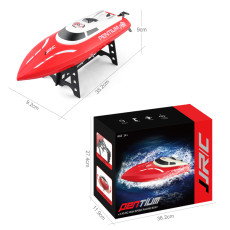 JJRC S1 Pentium High Speed 25km/H RC Boat Speedboat Ship Toys Gifts Boat Waterproof Turnover Reset Water Cooling toys