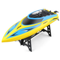 JJRC S2 Shark 2.4GHz 2CH 25KM/h High Speed Mini Racing RC Boat RTR Remote Control Toys