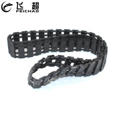 FEICHAO Closed Track Transmission Belt Accessory DIY RC Toys for Tank Chain Tracked Vehicle Tractor Crawler Caterpillar Robot