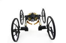JJRC NH-009 Deformable WIFI FPV with 2MP Camera Ground / Flight Mode 2.4G 4CH 6-Axis Gyro One Key Return RC Drone Quadcopter RTF