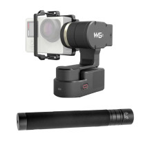 Feiyu WG2 Updated 3-Axis Wearable Waterproof Gimbal with Extension Rod for GoPro Hero5/4/Session