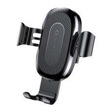 Baseus Fast QI Wireless Charger Gravity Car Mount Air Vent Holder Paste Stand for iPhone X 7 8 plus Samsung s8 s9