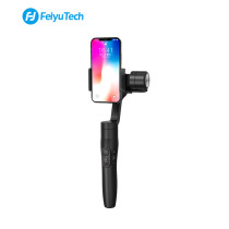 FeiyuTech Vimble 2 Feiyu 3-Axis Handheld Smartphone Gimbal Stabilizer with 183mm Pole Tripod for iPhone X 8 7 XIAOMI Samsung