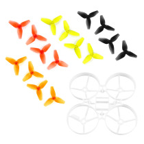 JMT Bwhoop75 75mm Brushless Tiny Whoop Frame Kit With 8 pairs 40mm propellers