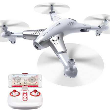Syma Z3 Smart Foldable FPV RC Quadcopter Optical Flow Drone With HD Wifi Camera Real-time Altitude Hold Flow Hover Headless mode