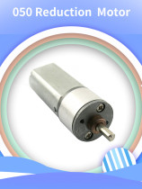 Feichao Steel Shell 050 Gear Motor 16Ga-050 Micro Motor DIY Electronic Model Car Robot Motor