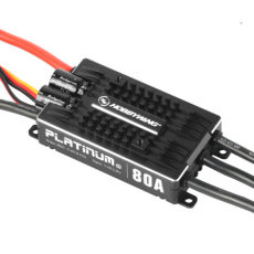 Hobbywing Platinum Pro V4 120A /80A 3-6S Lipo BEC Empty Mold Brushless ESC for RC Drone Aircraft Helicopter