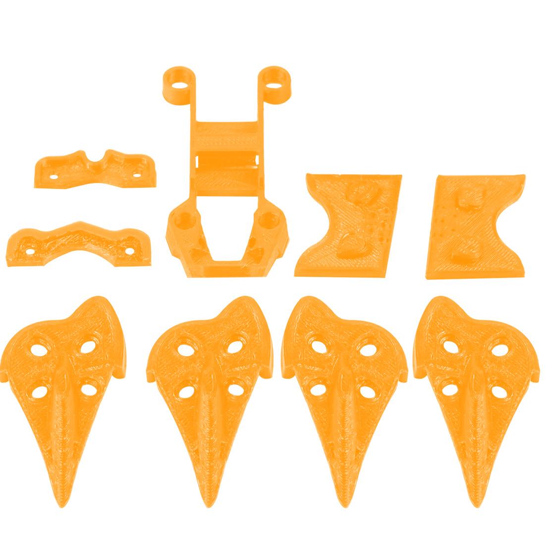 4pcs//Set JMT TPU Landing Skid 3D Printed Landing Gear for FPV Racing Drone