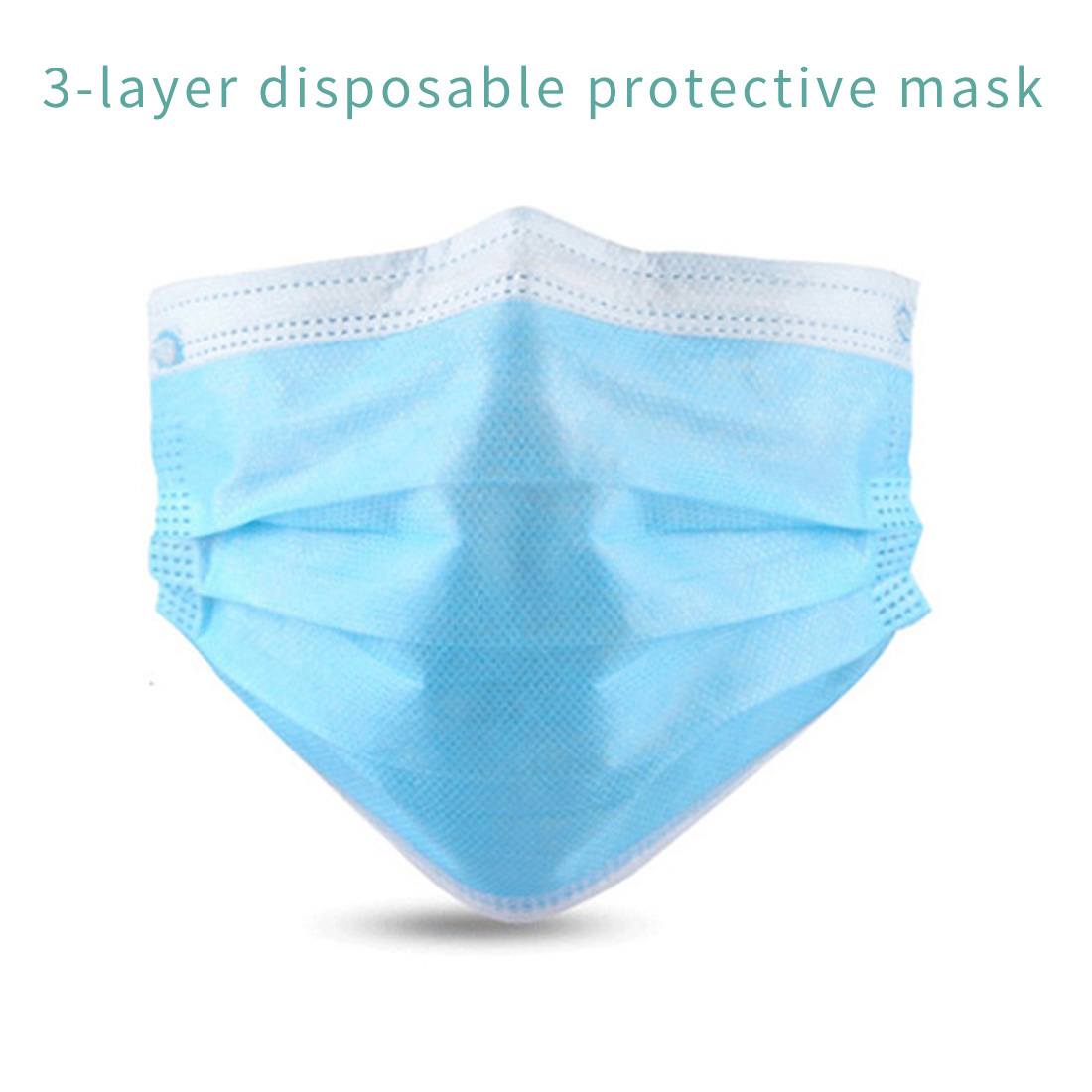 disposable anti virus face mask