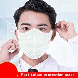 XT-XINTE 5x Disposable Mask KN95 Protective Face Masks 95% Filtration Non-woven Fabric Breathable Activated Carbon Filter Antiviral Anti-fog Dust Particles Pollution Filter