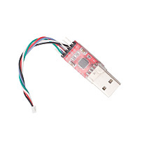 Jumper T16 openTX pgrade USB-to-serial Adapter for T16 T16 Plus T16 Pro V2 Radio Transmitter for updating T16 Internal Module