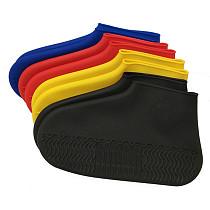 XT-XINTE Silicone Slip-resistant Waterproof Anti-bacterial Overshoes Rain Waterproof Shoe Covers Boot Cover Protector